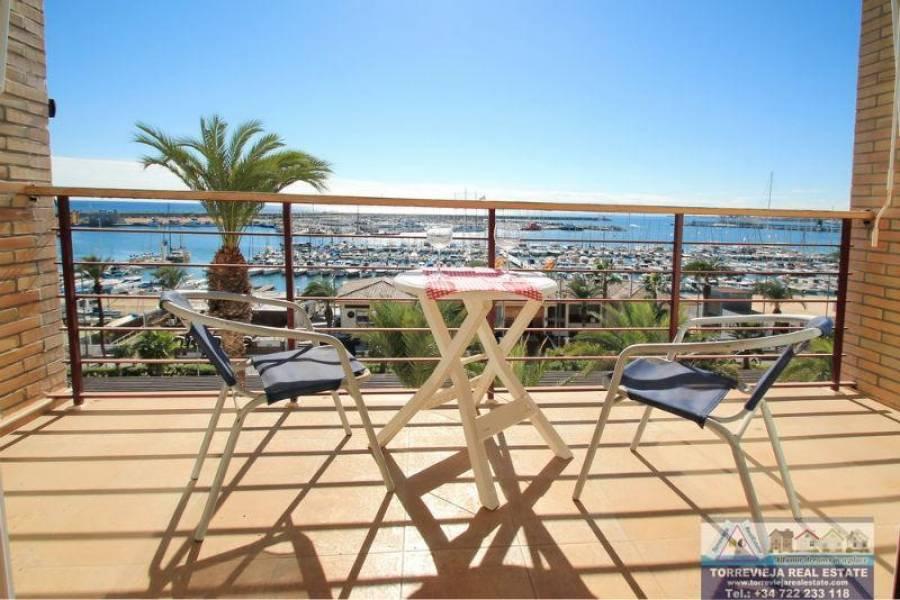 Torrevieja,Alicante,España,3 Bedrooms Bedrooms,2 BathroomsBathrooms,Apartamentos,40204