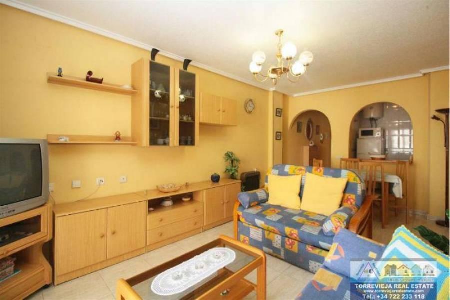 Torrevieja,Alicante,España,3 Bedrooms Bedrooms,1 BañoBathrooms,Apartamentos,40213