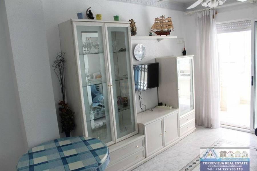 Torrevieja,Alicante,España,3 Bedrooms Bedrooms,1 BañoBathrooms,Apartamentos,40217