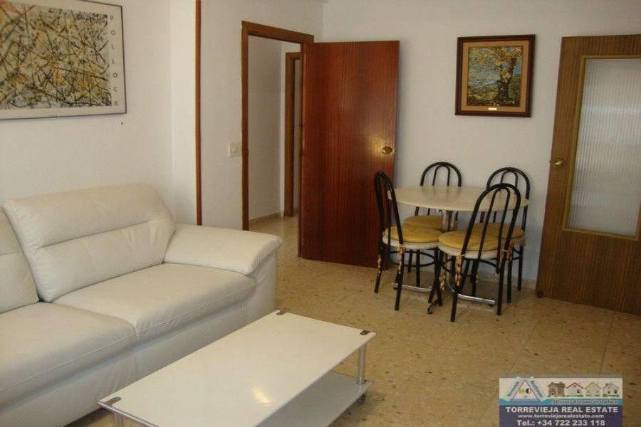 Torrevieja,Alicante,España,3 Bedrooms Bedrooms,1 BañoBathrooms,Apartamentos,40218