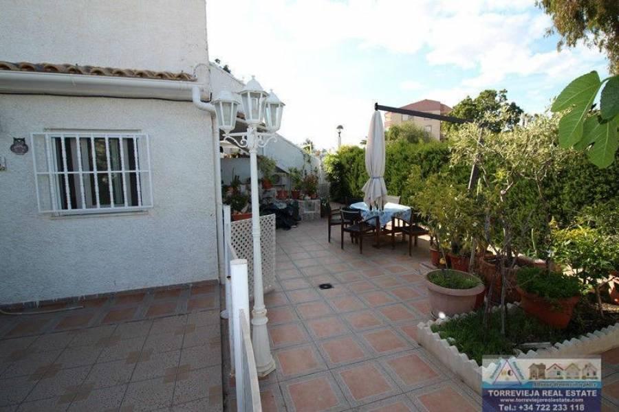 Orihuela Costa,Alicante,España,3 Bedrooms Bedrooms,2 BathroomsBathrooms,Bungalow,40222