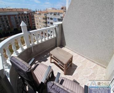Torrevieja,Alicante,España,2 Bedrooms Bedrooms,2 BathroomsBathrooms,Atico,40225