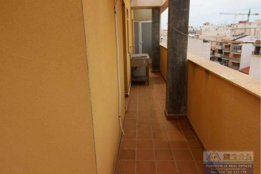 Torrevieja,Alicante,España,2 Bedrooms Bedrooms,1 BañoBathrooms,Atico,40226