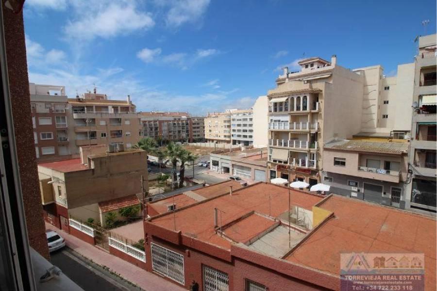 Torrevieja,Alicante,España,3 Bedrooms Bedrooms,2 BathroomsBathrooms,Apartamentos,40231