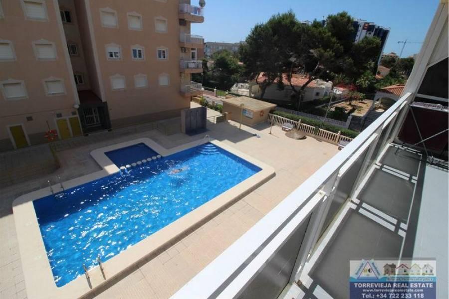 Torrevieja,Alicante,España,1 Dormitorio Bedrooms,1 BañoBathrooms,Apartamentos,40233