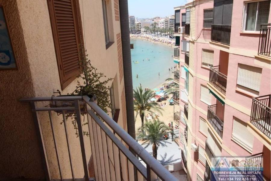 Torrevieja,Alicante,España,2 Bedrooms Bedrooms,1 BañoBathrooms,Apartamentos,40234