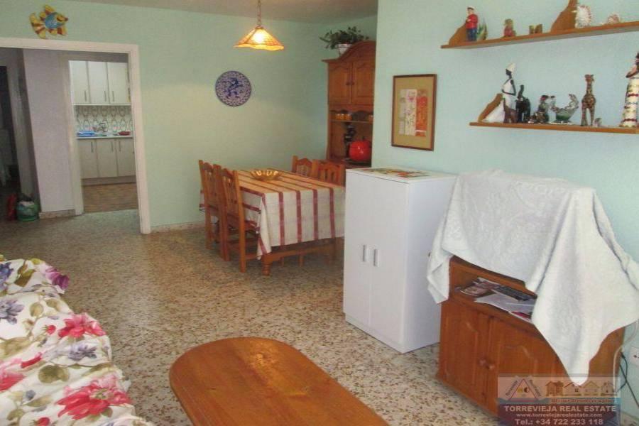 Torrevieja,Alicante,España,3 Bedrooms Bedrooms,2 BathroomsBathrooms,Apartamentos,40244