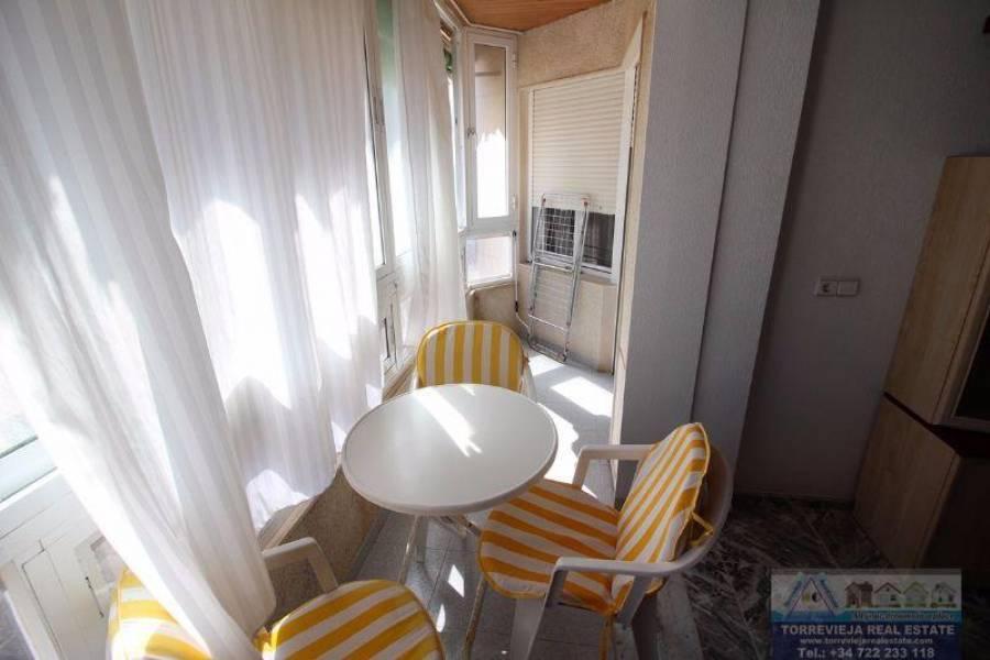Torrevieja,Alicante,España,3 Bedrooms Bedrooms,2 BathroomsBathrooms,Apartamentos,40248