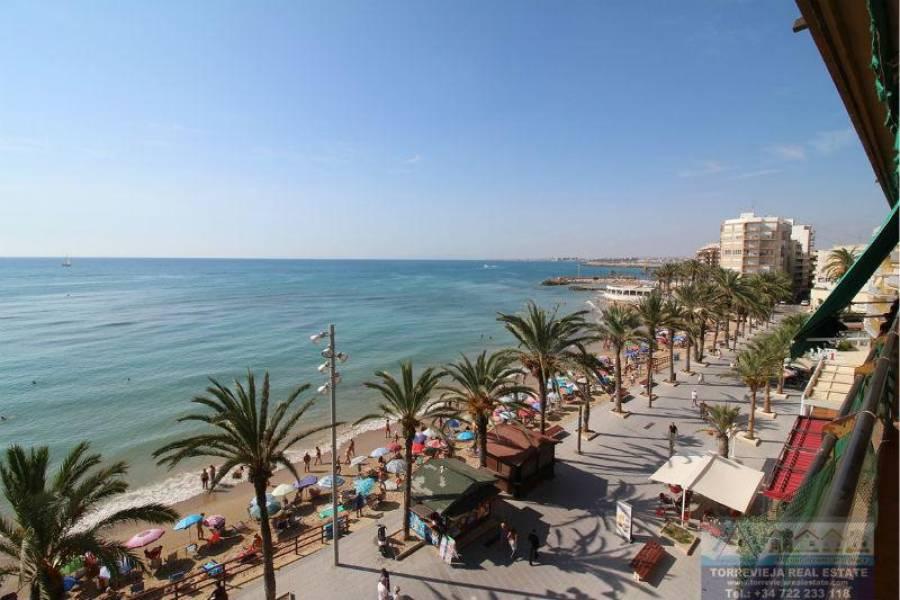 Torrevieja,Alicante,España,3 Bedrooms Bedrooms,2 BathroomsBathrooms,Apartamentos,40255