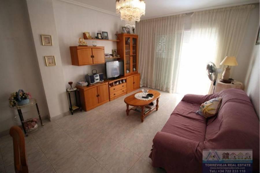 Torrevieja,Alicante,España,3 Bedrooms Bedrooms,2 BathroomsBathrooms,Apartamentos,40256