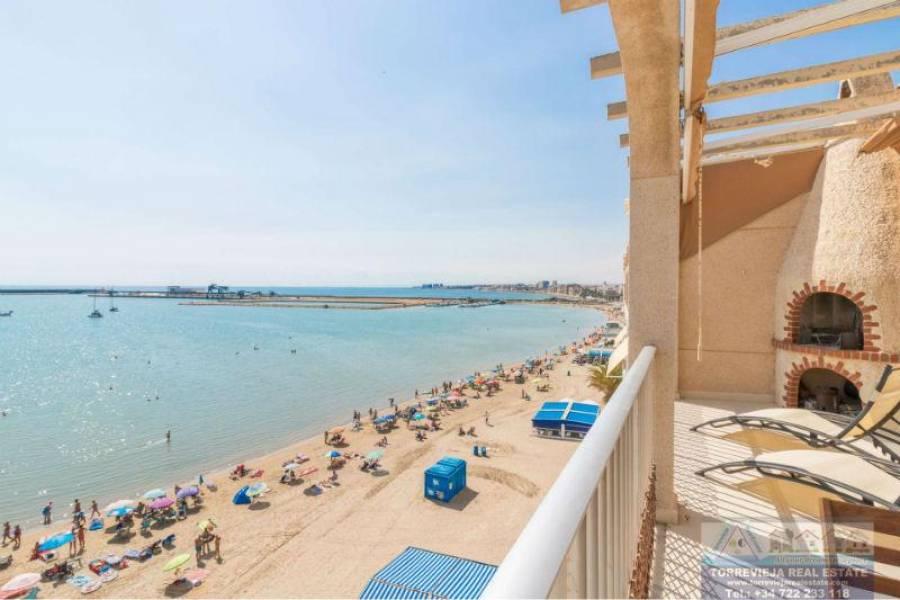 Torrevieja,Alicante,España,3 Bedrooms Bedrooms,2 BathroomsBathrooms,Atico,40260
