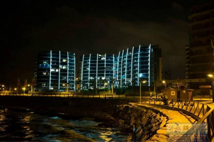 Torrevieja,Alicante,España,3 Bedrooms Bedrooms,2 BathroomsBathrooms,Apartamentos,40263