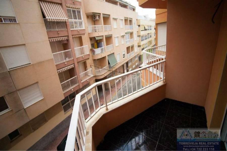 Torrevieja,Alicante,España,3 Bedrooms Bedrooms,2 BathroomsBathrooms,Apartamentos,40269