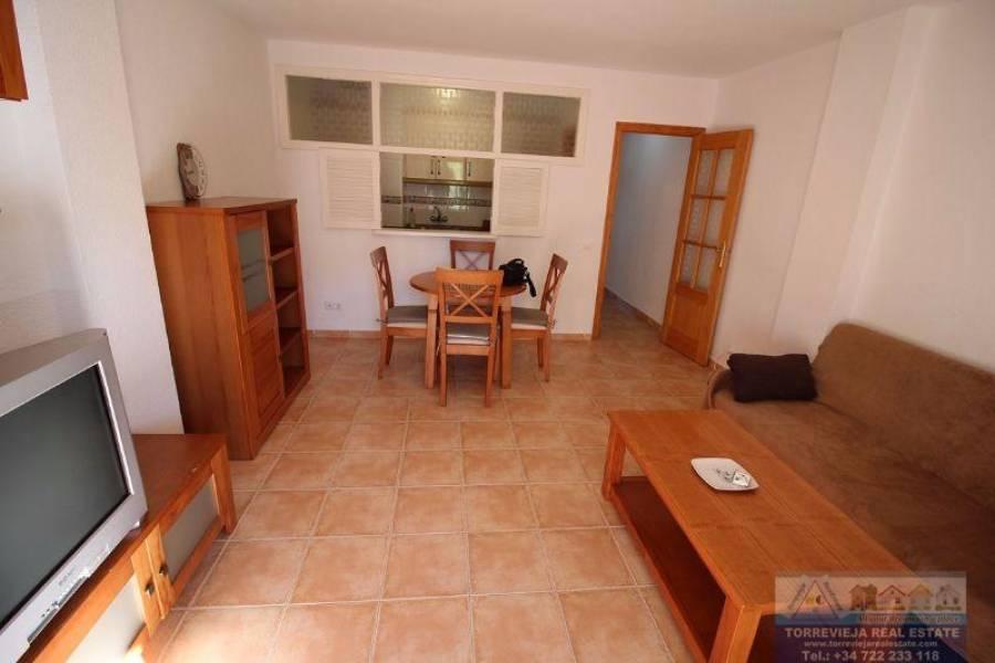 Torrevieja,Alicante,España,1 Dormitorio Bedrooms,1 BañoBathrooms,Apartamentos,40275