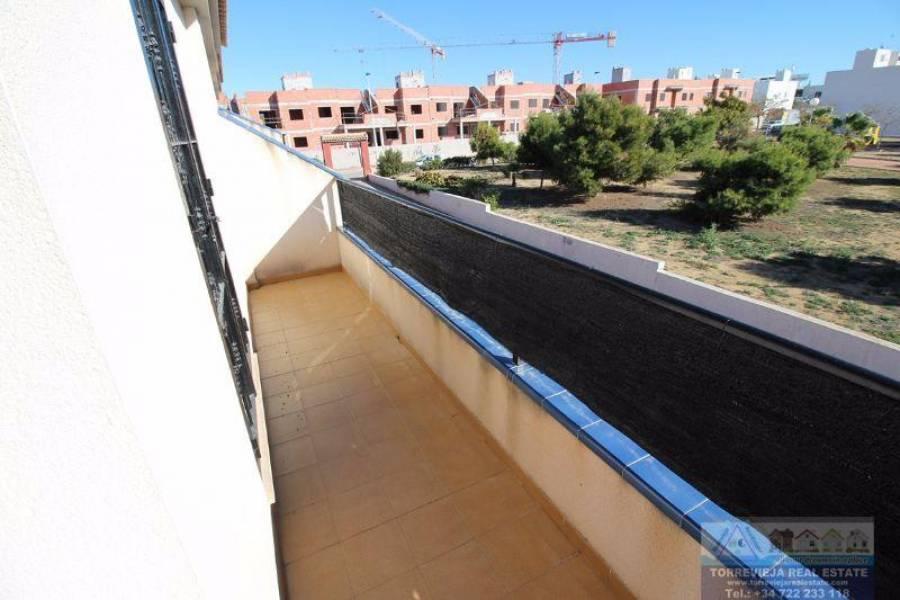 Torrevieja,Alicante,España,3 Bedrooms Bedrooms,2 BathroomsBathrooms,Dúplex,40284