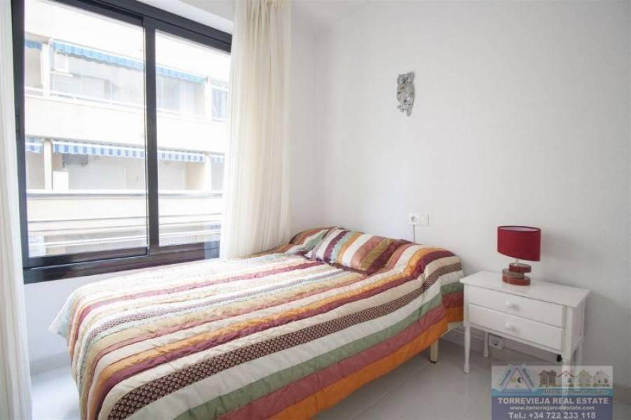 Torrevieja,Alicante,España,2 Bedrooms Bedrooms,1 BañoBathrooms,Apartamentos,40287