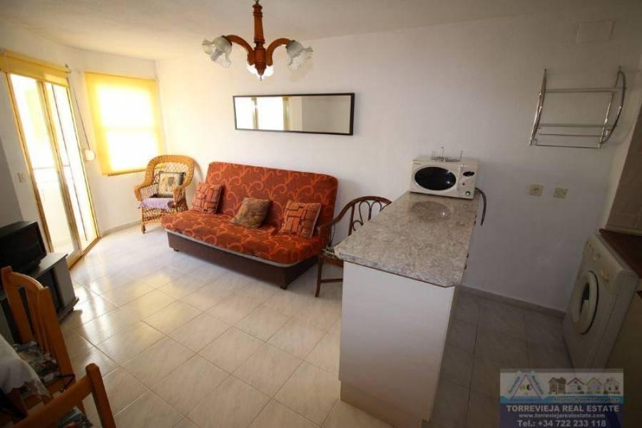 Torrevieja,Alicante,España,1 Dormitorio Bedrooms,1 BañoBathrooms,Apartamentos,40292