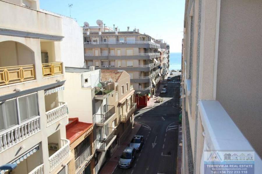 Torrevieja,Alicante,España,2 Bedrooms Bedrooms,1 BañoBathrooms,Apartamentos,40296