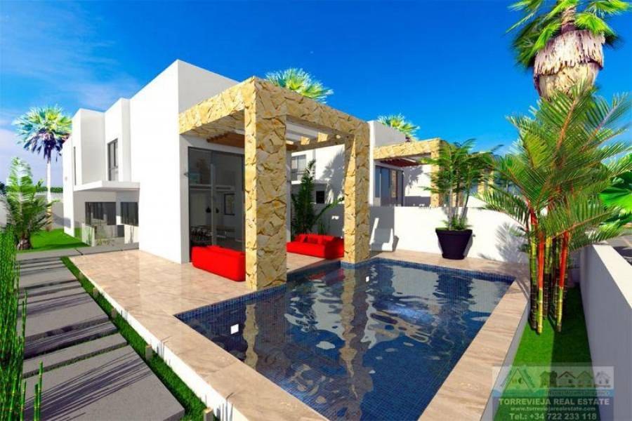 Torrevieja,Alicante,España,4 Bedrooms Bedrooms,4 BathroomsBathrooms,Chalets,40303