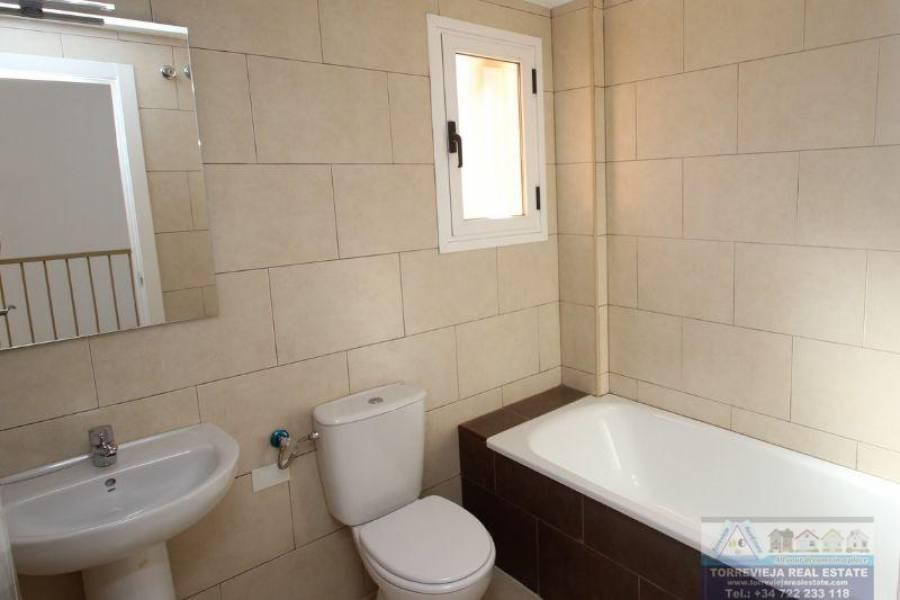 Orihuela Costa,Alicante,España,3 Bedrooms Bedrooms,2 BathroomsBathrooms,Dúplex,40310