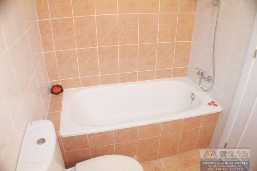 Torrevieja,Alicante,España,2 Bedrooms Bedrooms,1 BañoBathrooms,Bungalow,40312