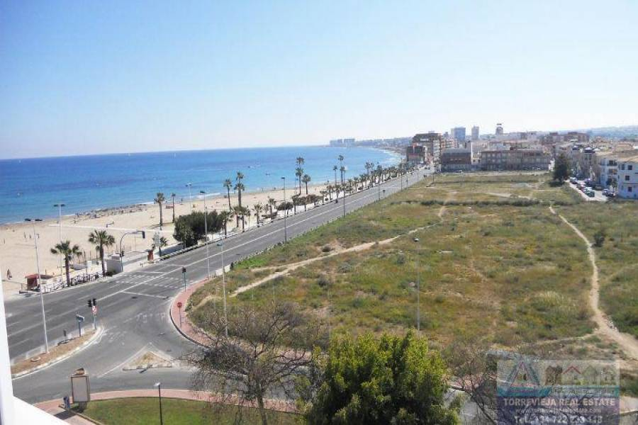 Torrevieja,Alicante,España,3 Bedrooms Bedrooms,2 BathroomsBathrooms,Atico,40315