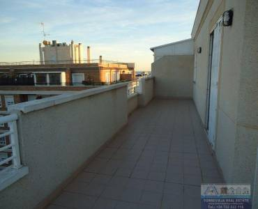 Torrevieja,Alicante,España,4 Bedrooms Bedrooms,2 BathroomsBathrooms,Atico,40317