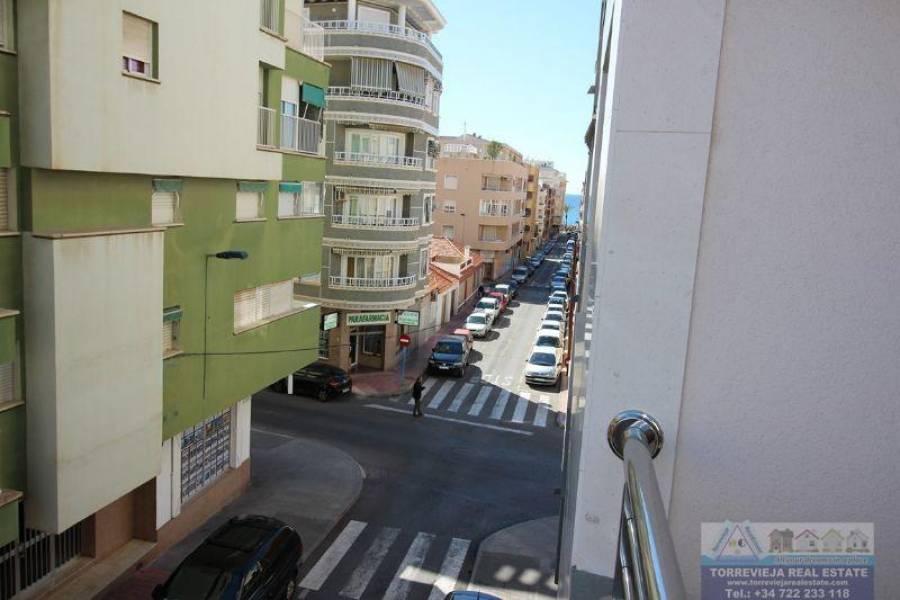 Torrevieja,Alicante,España,2 Bedrooms Bedrooms,2 BathroomsBathrooms,Apartamentos,40324