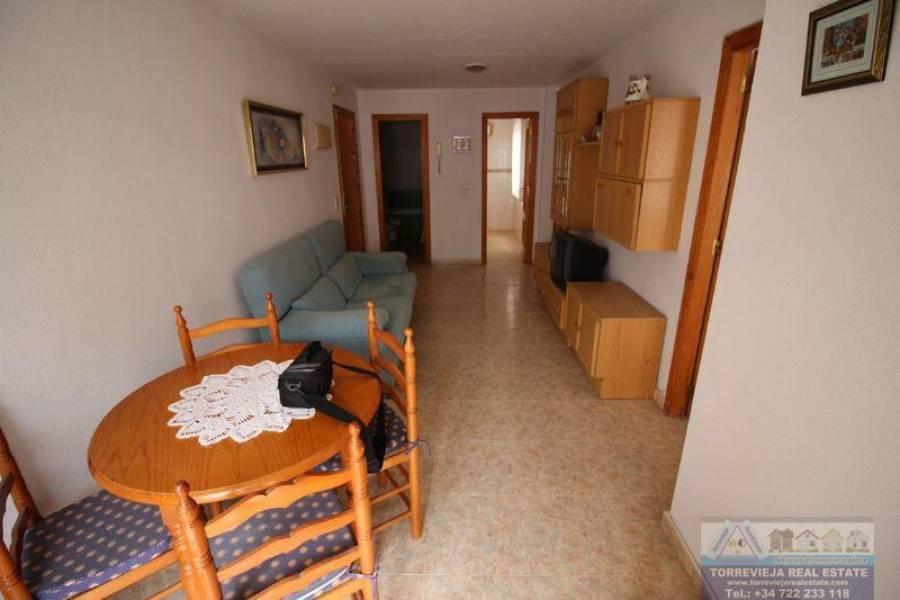 Torrevieja,Alicante,España,2 Bedrooms Bedrooms,1 BañoBathrooms,Apartamentos,40325