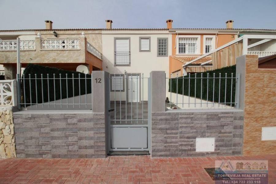 Torrevieja,Alicante,España,3 Bedrooms Bedrooms,2 BathroomsBathrooms,Dúplex,40326