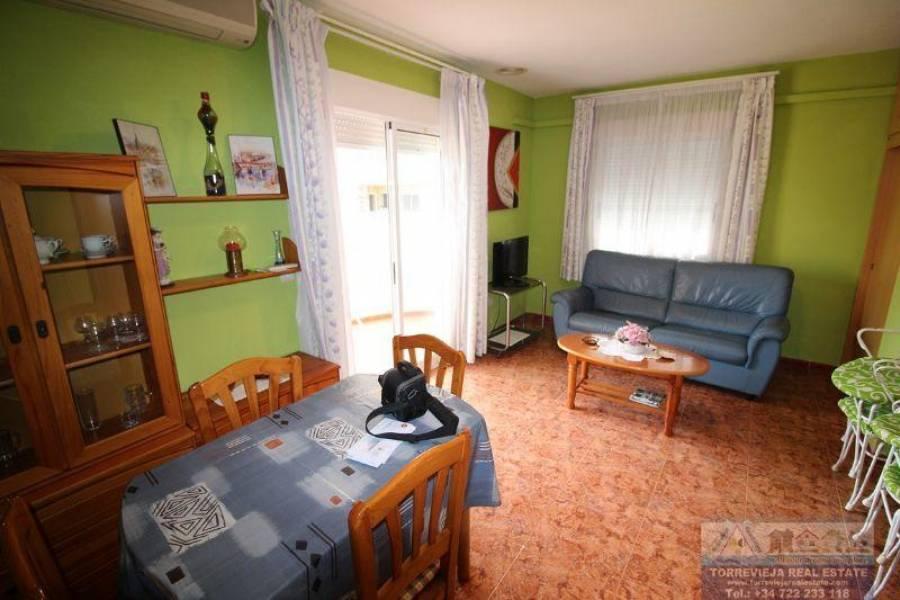 Torrevieja,Alicante,España,3 Bedrooms Bedrooms,2 BathroomsBathrooms,Apartamentos,40329