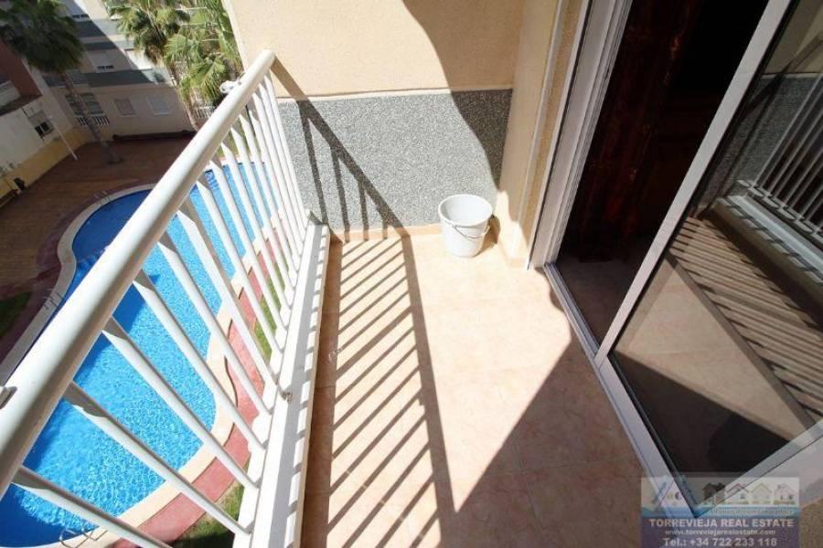 Torrevieja,Alicante,España,2 Bedrooms Bedrooms,1 BañoBathrooms,Apartamentos,40330