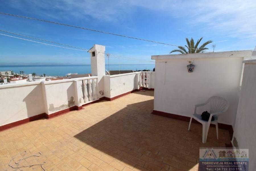 Torrevieja,Alicante,España,3 Bedrooms Bedrooms,2 BathroomsBathrooms,Dúplex,40331
