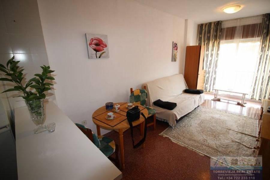 Torrevieja,Alicante,España,1 Dormitorio Bedrooms,1 BañoBathrooms,Apartamentos,40341