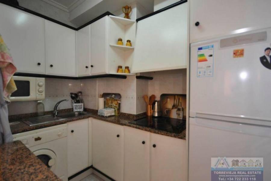 Torrevieja,Alicante,España,3 Bedrooms Bedrooms,1 BañoBathrooms,Apartamentos,40343