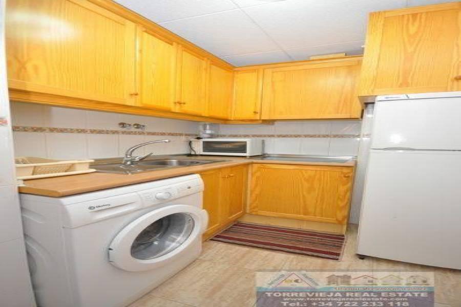 Torrevieja,Alicante,España,2 Bedrooms Bedrooms,1 BañoBathrooms,Apartamentos,40344