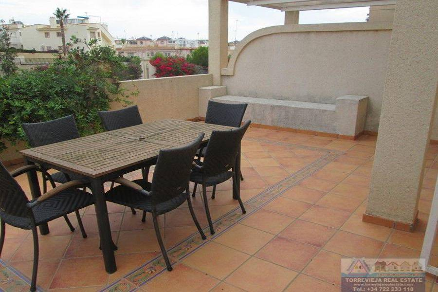 Orihuela Costa,Alicante,España,3 Bedrooms Bedrooms,2 BathroomsBathrooms,Dúplex,40349