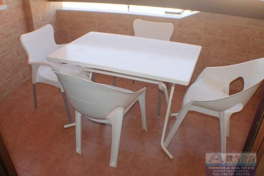 Torrevieja,Alicante,España,2 Bedrooms Bedrooms,1 BañoBathrooms,Apartamentos,40350