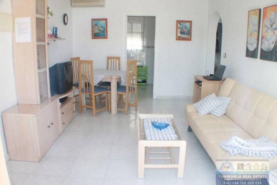 Torrevieja,Alicante,España,2 Bedrooms Bedrooms,1 BañoBathrooms,Bungalow,40352