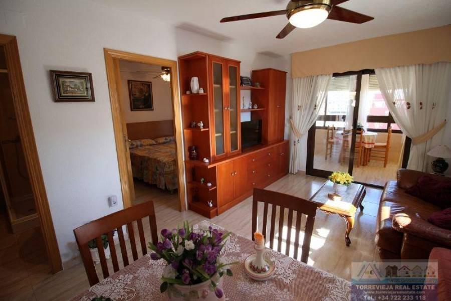 Torrevieja,Alicante,España,2 Bedrooms Bedrooms,1 BañoBathrooms,Apartamentos,40354