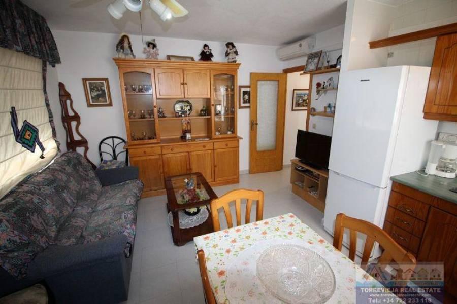 Torrevieja,Alicante,España,2 Bedrooms Bedrooms,1 BañoBathrooms,Apartamentos,40358