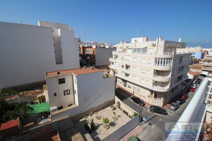 Torrevieja,Alicante,España,1 Dormitorio Bedrooms,1 BañoBathrooms,Atico,40364