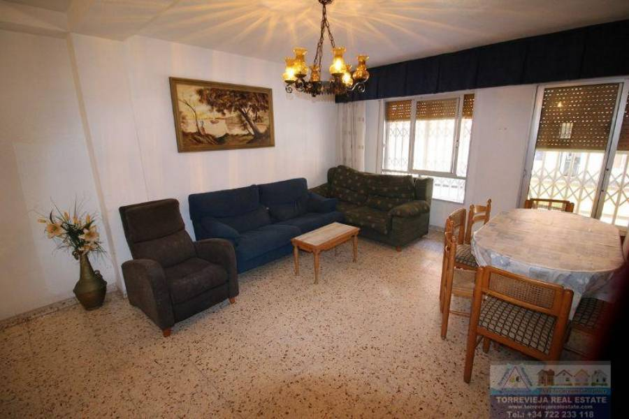 Torrevieja,Alicante,España,3 Bedrooms Bedrooms,2 BathroomsBathrooms,Apartamentos,40367