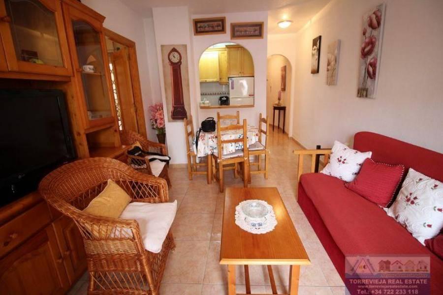 Torrevieja,Alicante,España,1 Dormitorio Bedrooms,1 BañoBathrooms,Apartamentos,40371