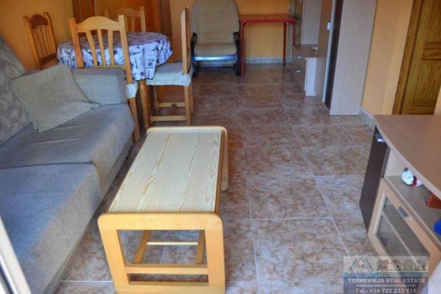 Torrevieja,Alicante,España,2 Bedrooms Bedrooms,1 BañoBathrooms,Apartamentos,40373