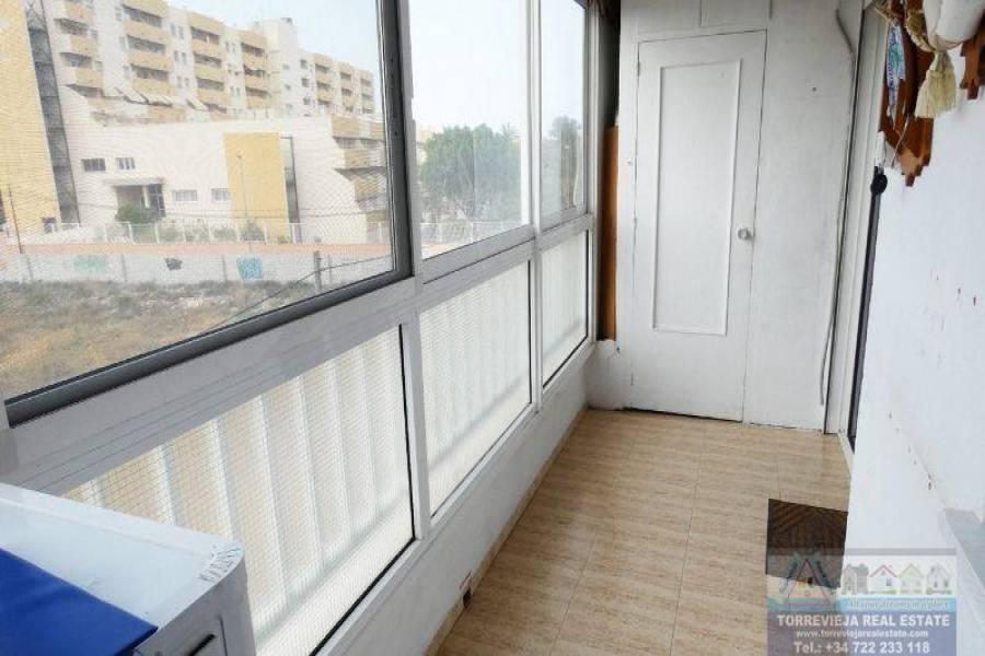 Torrevieja,Alicante,España,1 Dormitorio Bedrooms,1 BañoBathrooms,Apartamentos,40377