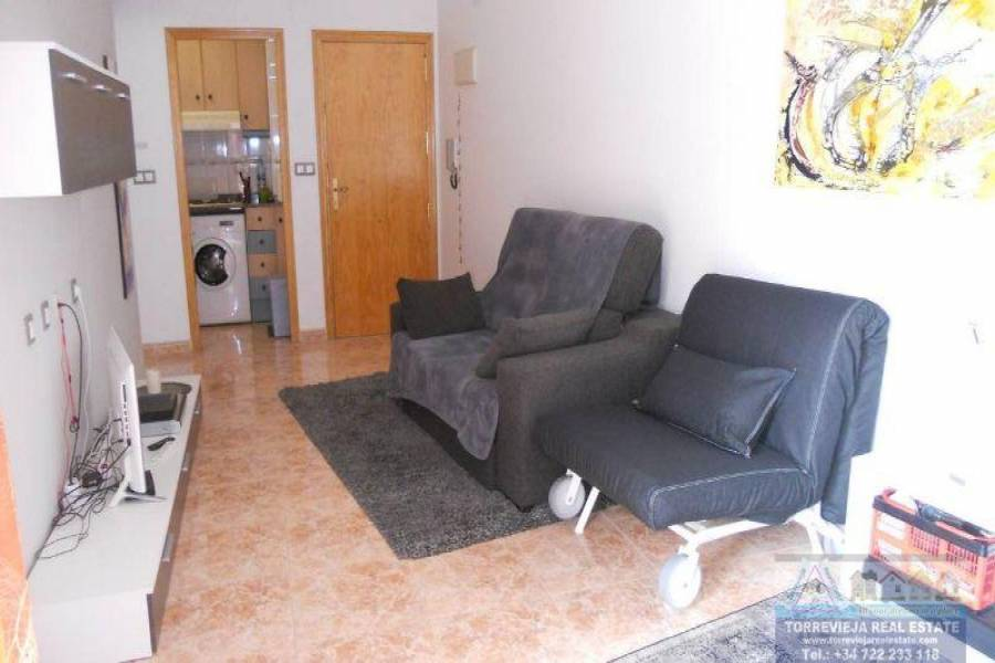 Torrevieja,Alicante,España,1 Dormitorio Bedrooms,1 BañoBathrooms,Atico,40378
