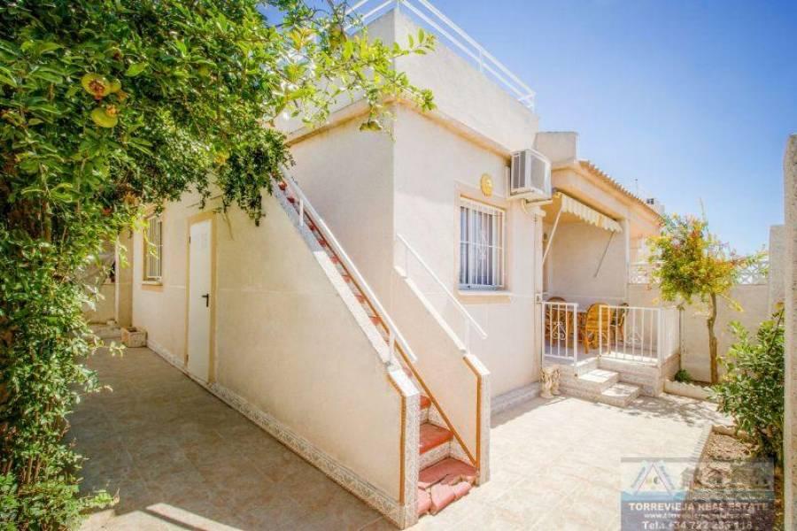 Torrevieja,Alicante,España,2 Bedrooms Bedrooms,1 BañoBathrooms,Bungalow,40380