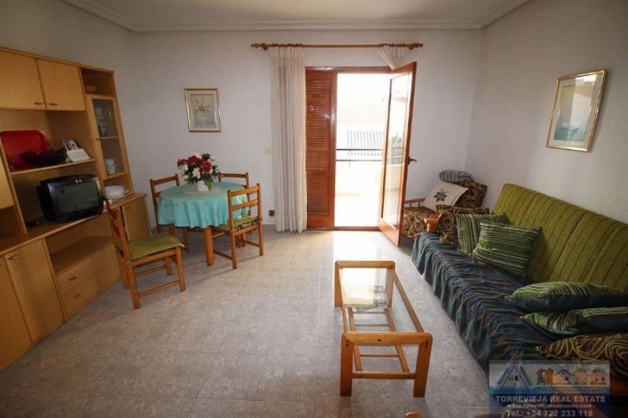 Torrevieja,Alicante,España,1 Dormitorio Bedrooms,1 BañoBathrooms,Apartamentos,40383