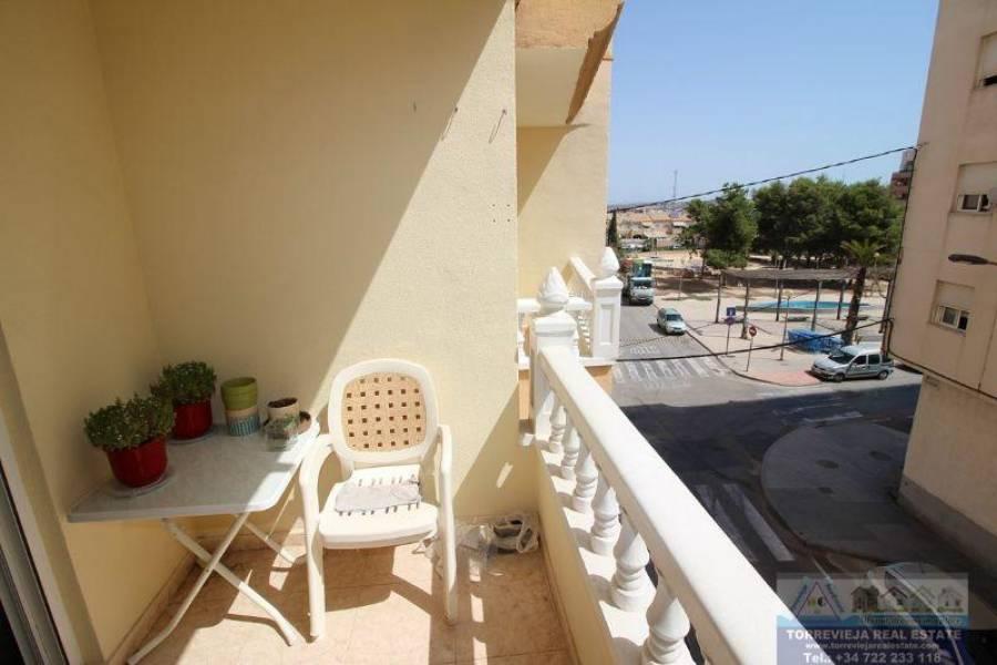 Torrevieja,Alicante,España,2 Bedrooms Bedrooms,1 BañoBathrooms,Apartamentos,40384